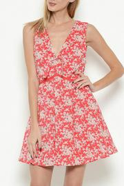 Esley Floral Print Dress - Product Mini Image