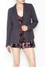Esley Grey Blazer - Product Mini Image