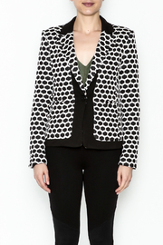 Esley Honeycomb Blazer - Front full body