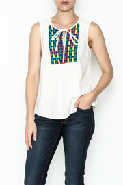 Esley Isabella Top - Front cropped