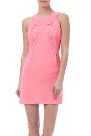 Esley Neon Pink Dress - Product Mini Image