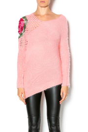 Esley Pink Sweater - Product Mini Image