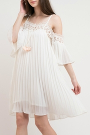 Esley Collection Angelic Dress - Front cropped
