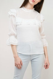 Esley Collection Annie Blouse - Product Mini Image