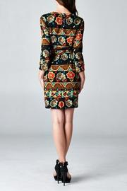 Esley Collection Floral Printed Pattern - Side cropped