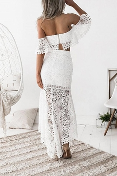Esley Collection Lace Bodycon Set - Alternate List Image
