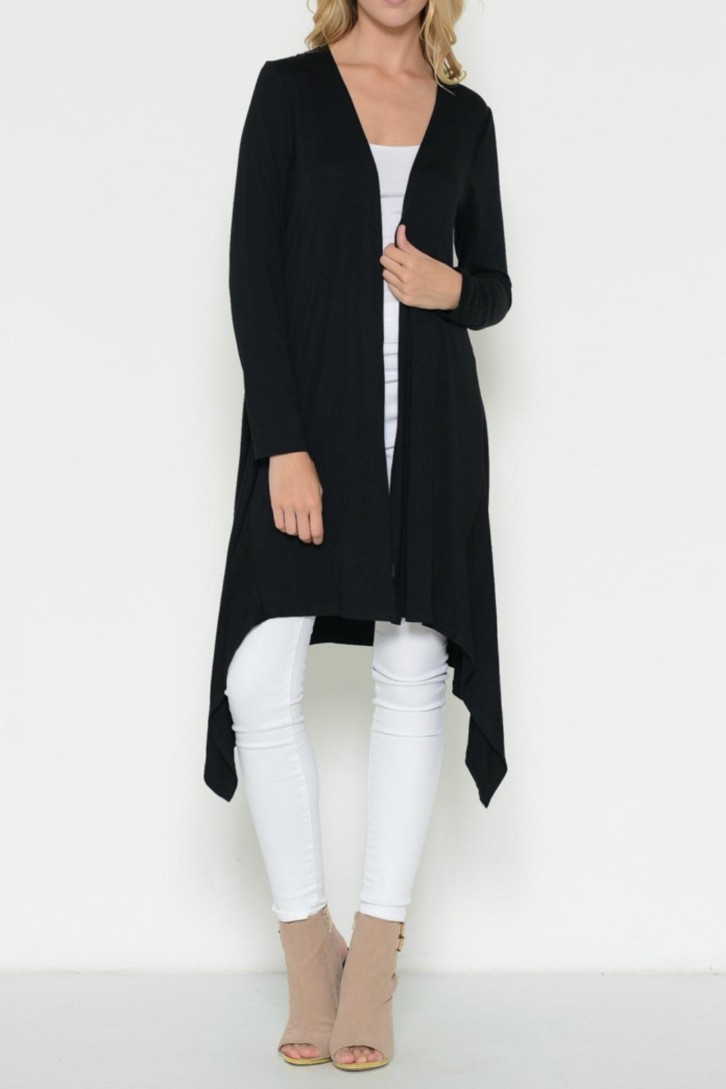 Esley Collection Long Lightweight Cardigan from East Hampton by ...