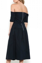 Esley Collection Off Shoulder Midi Dress - Other