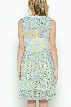 Esley Collection Print Patch Work Dress - Alternate List Image