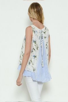 Esley Collection Sleeveless Tank Top - Alternate List Image