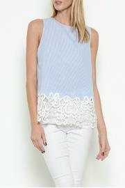 Esley Collection Sleeveless Tank - Product Mini Image