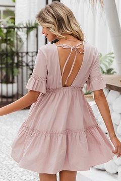 Esley Collection Spice & Eveything Nice Dress - Alternate List Image