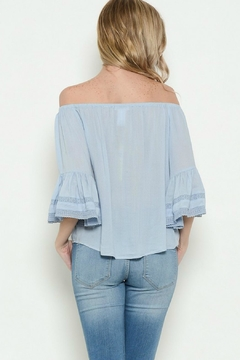 Esley Collection Spring Top - Alternate List Image