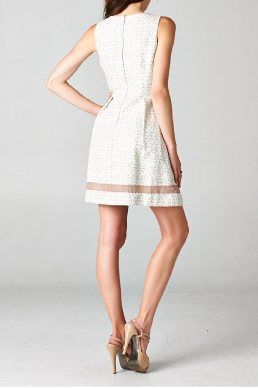 Esley Collection The Rey Dress - Side Cropped Image