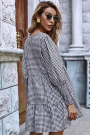 Esley Collection You Had Me At Gingham - Back cropped