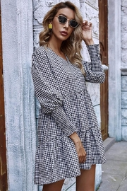 Esley Collection You Had Me At Gingham - Front full body