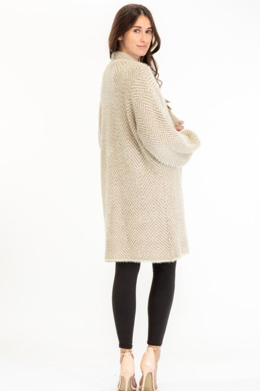 Baciano ESME SWEATER - Front Full Image