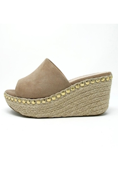 Shoptiques Product: Espadrille Wedge Sandal