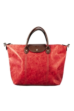 Shoptiques Product: Vegan Leather Handbag