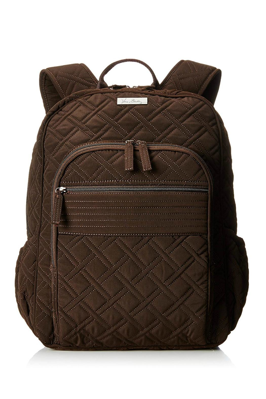 3afd91719 Vera Bradley Espresso Campus Backpack from Kentucky by Mimi's Gift ...