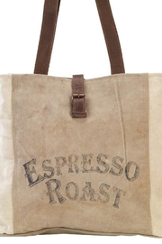 Clea Ray Espresso Tote - Product Mini Image