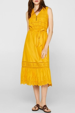 Esprit Broderie Anglaise Dress - Product List Image