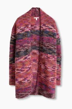 Shoptiques Product: Coloured Knit Coat