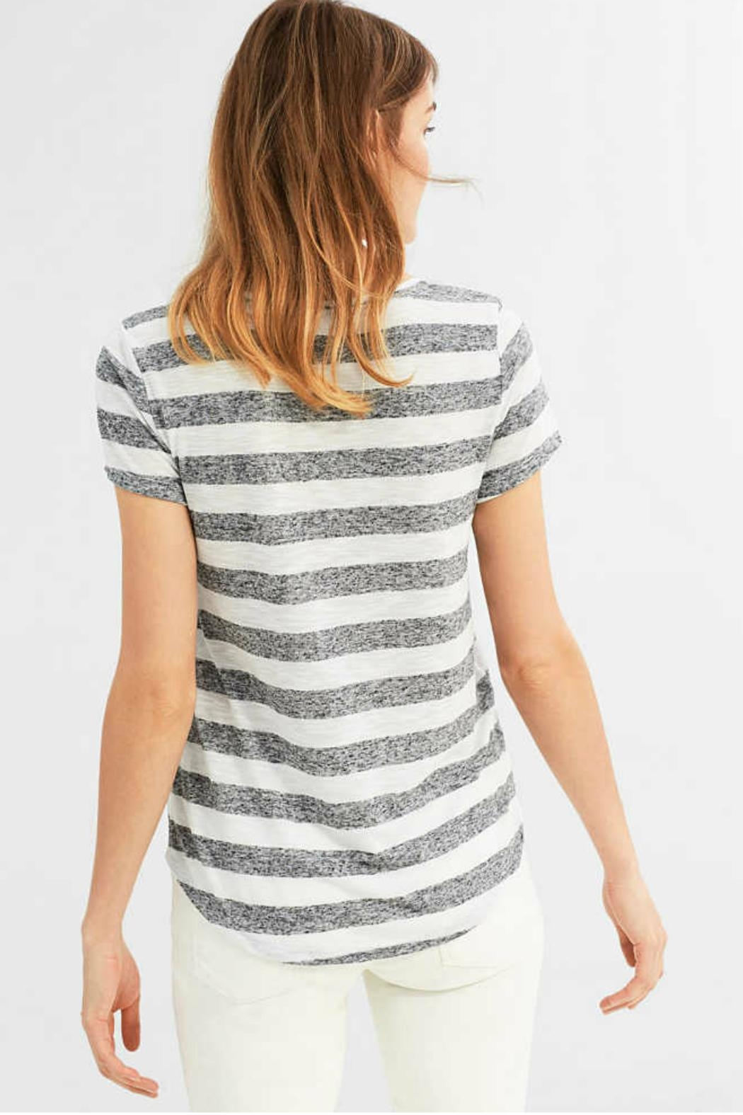 Esprit Striped Tee - Front Full Image