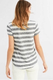 Esprit Striped Tee - Front full body