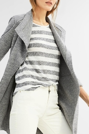Esprit Striped Tee - Back cropped