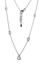 ELLE Jewelry Essence Multi-Stone Necklace - Front cropped