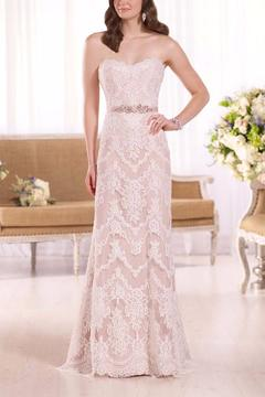 Shoptiques Product: Lace Sheath Gown