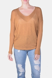 Jolie Essential Lightweight Sweater - Front cropped