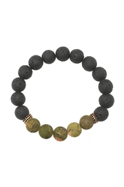 Wild Lilies Jewelry  Essential Oils Bracelet - Product Mini Image