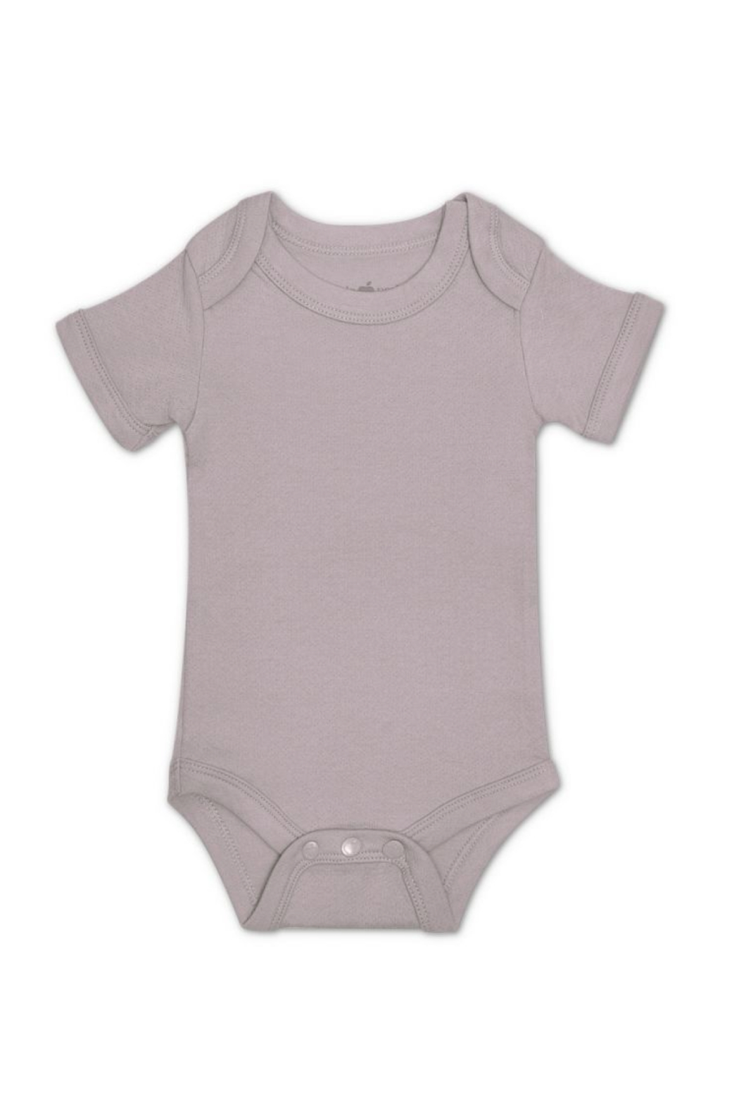 Apple Park Essential Organic Onesie - Front Cropped Image