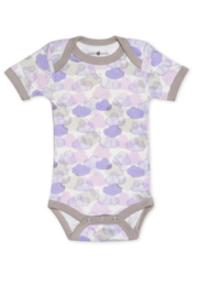 Apple Park Essential Organic Onesie - Front cropped