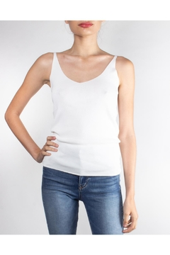 Color Thread Essential Ribbed Cami - Product List Image