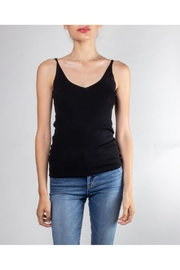 Color Thread Essential Ribbed Cami - Product Mini Image