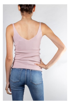 Color Thread Essential Ribbed Cami - Alternate List Image