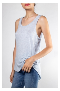 Color Thread Essential Scoop-Neck Tank - Product List Image