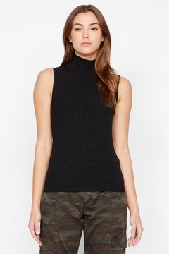 Sanctuary Essential Sleeveless Mock Neck Top - Product List Image