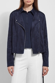 Lysse Essential Suede Jacket - Product Mini Image