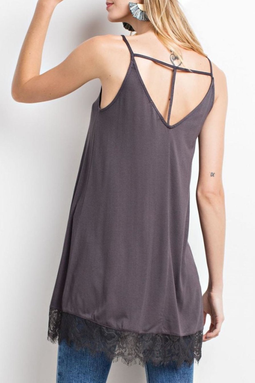 easel Essential Tank - Front Full Image
