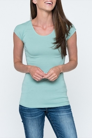 Downeast Basics Essential Tee - Product Mini Image
