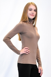 Eva & Claudi Essential Turtleneck - Front full body