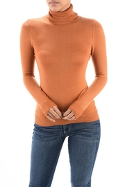 MAK Essential Turtleneck Sweater - Product Mini Image