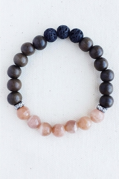 Essential Adornment Courage Sunstone Bracelet - Product List Image