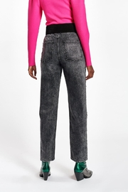 Essentiel Antwerp Wookie Jean Straight Leg Graphite - Front full body