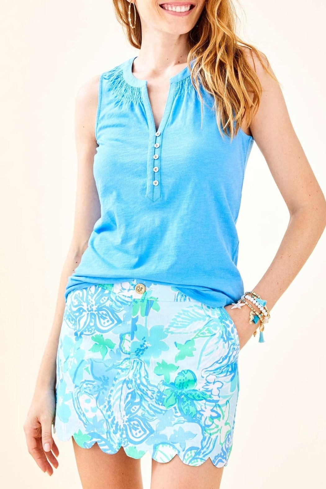 7bec3dd8db6037 Lilly Pulitzer Essie Top from Sandestin Golf and Beach Resort by ...