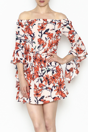 essue Bell Sleeve Dress - Product Mini Image